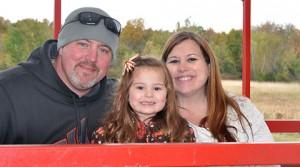 Trolley Rides at Ellms Family Farm