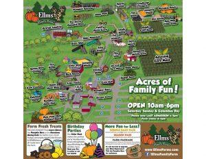 Ellms Farm Map 2017