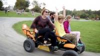 Pedal Carts at Ellm's Farm