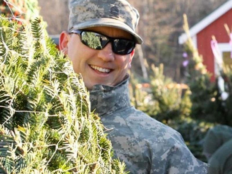 Ellms Tree Farm Trees for Troops